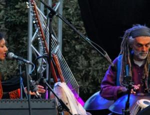 Tritha & Martin, Handpan Festival 2016, France