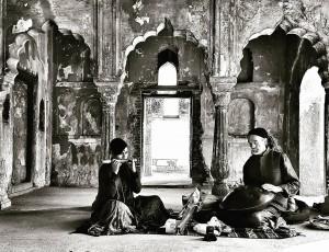 Tritha & martin, Zafar Mahal, New Delhi