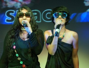 Spacegirls @ Blue Frog, New Delhi