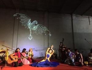 SPACE @ Indie Art week, New Delhi, 2016