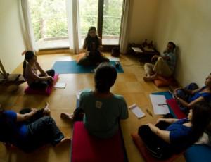 Workshop in Zorba, New Delhi